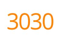 Náhled kód banky 3030