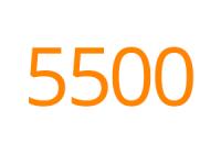 Náhled kód banky 5500