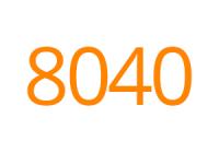 Náhled kód banky 8040